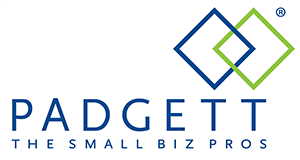 Logo of Padgett The Small Biz Pros